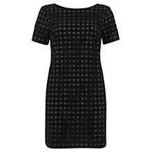 Buy Mint Velvet Circle Lace Shift Dress Online at johnlewis.com