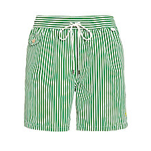 Buy Polo Ralph Lauren Stripe Swin Shorts Online at johnlewis.com
