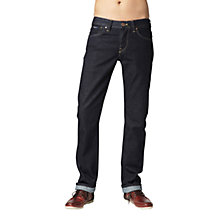 Buy Pepe Jeans Heston Regular Straight Leg Jeans, Indigo Online at johnlewis.com