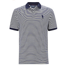 Buy Polo Golf by Ralph Lauren Striped Polo Shirt Online at johnlewis.com