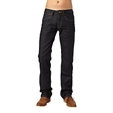 Buy Pepe Jeans Kingston Straight Jeans, Resin Twill Online at johnlewis.com