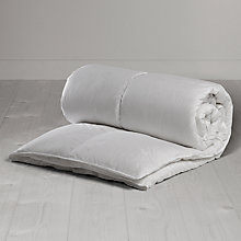 Buy John Lewis Winter Snow Goose Duvet, 10.5 Tog Online at johnlewis.com