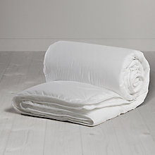 Buy John Lewis Breathable Blend Duvet, 13.5 Tog (9 + 4.5 Tog) All Seasons Online at johnlewis.com