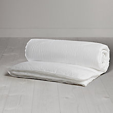 Buy John Lewis Breathable Blend Duvet, 10.5 Tog Online at johnlewis.com