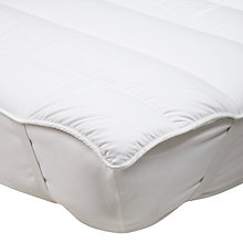 Buy John Lewis Soft and Washable Mattress Enhancer Online at johnlewis.com
