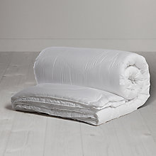 Buy John Lewis Soft and Washable Duvet, 13.5 Tog (9 + 4.5 Tog) All Seasons Online at johnlewis.com