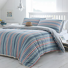 Buy Seasalt Deckchair Stripe Bedding Online at johnlewis.com