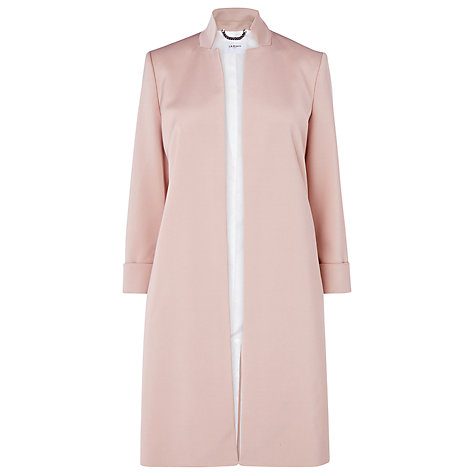 Buy L.K. Bennett Mason Event Coat, Barley Online at johnlewis.com