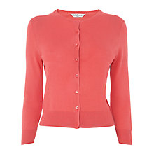 Buy L.K. Bennett Crew Neck Bibi Cardigan Online at johnlewis.com