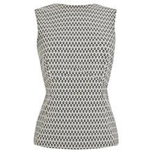 Buy Coast Bethy Top, Monochrome Online at johnlewis.com