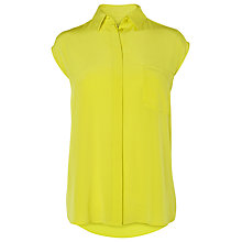 Buy L.K. Bennett Sleeveless Toledos Shirt Online at johnlewis.com