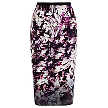 Buy Coast Dolita Printed Midi Skirt, Multi Online at johnlewis.com