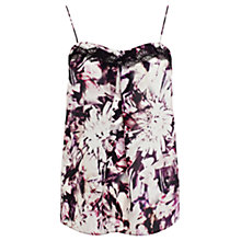 Buy Coast Dolita Printed Cami Top, Multi Online at johnlewis.com