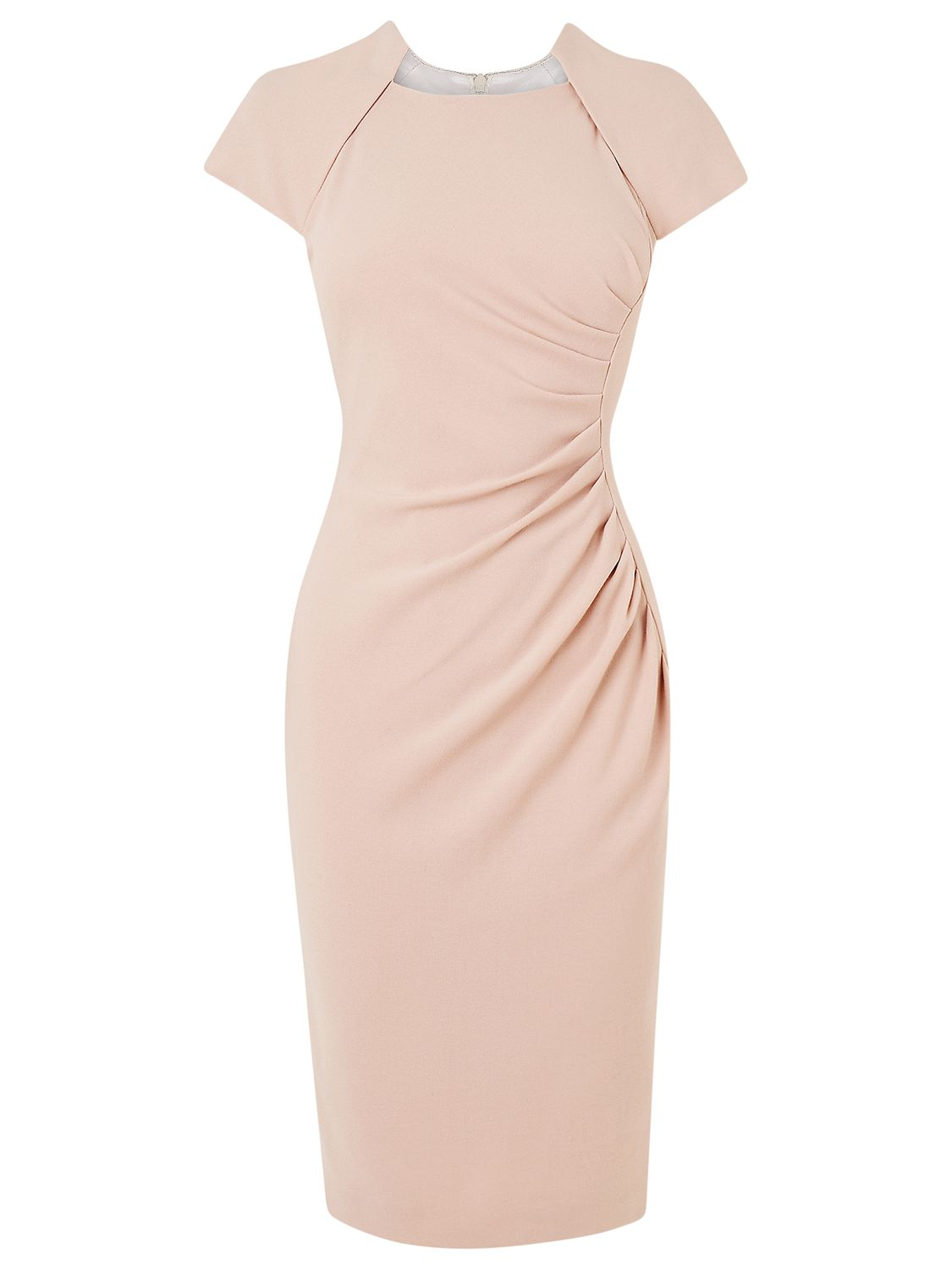L.K. Bennett Marina Dress, Natural Barley