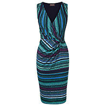Buy Phase Eight Shantel Jersey Dress, Multi Online at johnlewis.com