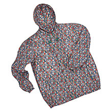 Buy Cath Kidson Cag Mews Ditsy Raincoat, Midnight Blue Online at johnlewis.com