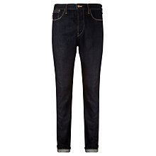 Buy Armani Jeans Crinkle Regular Slim Fit Jeans Online at johnlewis.com