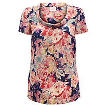 Buy East Blythe Floral Print Blouse, Multi Online at johnlewis.com