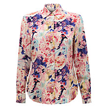 Buy East Blythe Floral Print Shirt, Multi Online at johnlewis.com