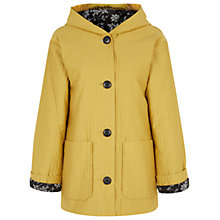 Buy NW3 by Hobbs Francine Coat, Golden Yellow Online at johnlewis.com