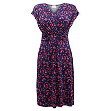 Buy East Suzi Band Detail Dress, Blue Online at johnlewis.com