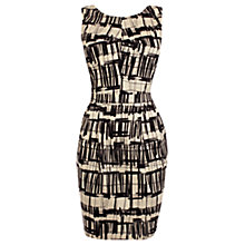 Buy Coast Iyla Dress, Monochrome Online at johnlewis.com