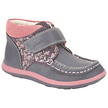 Buy Clarks Childrens' Alana Erin Shoes Online at johnlewis.com