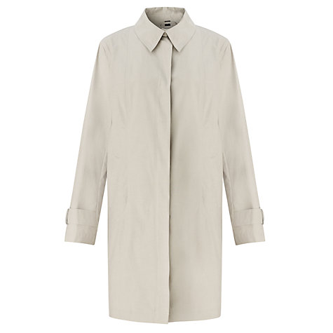 Buy Four Seasons Urban Coat, Stone Online at johnlewis.com