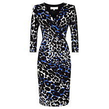 Buy Fenn Wright Manson Abie Animal Print Dress, Multi Online at johnlewis.com