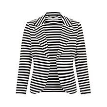 Buy Fenn Wright Manson Sadie Jacket, Black / White Online at johnlewis.com