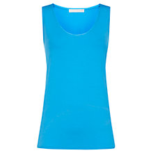 Buy Fenn Wright Manson Elizabeth Jersey Vest Top, Malibu Blue Online at johnlewis.com