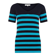 Buy Fenn Wright Manson Leyla Jumper, Malibu Blue Online at johnlewis.com