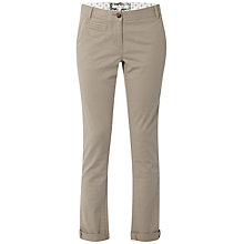 Buy White Stuff Day Tripper Tapered Chino Trousers, Miso Grey Online at johnlewis.com