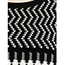 Buy Weekend by MaxMara Camping Intarsia Jumper, Black Online at johnlewis.com