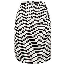 Buy Weekend by MaxMara Tantalo Skirt, Black Online at johnlewis.com