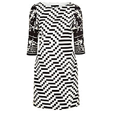 Buy Weekend by MaxMara Porta Dress, Black Online at johnlewis.com