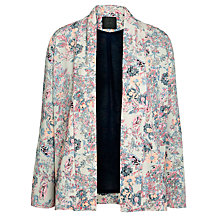 Buy Minimum Freia Blazer, Multi Pink Online at johnlewis.com