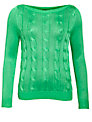 Lauren by Ralph Lauren Labonita Jumper, Cayman Green
