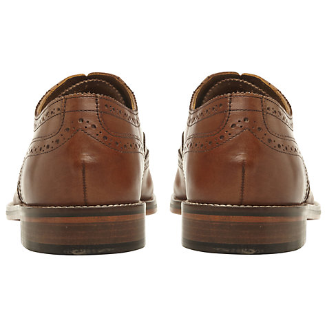 Buy Bertie Braxton Leather Brogue Oxford Shoes Online at johnlewis.com