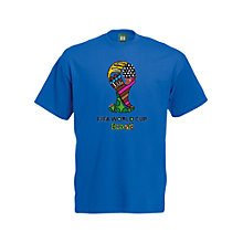 Buy FIFA World Cup 2014 Children's Britto Trophy T-Shirt Online at johnlewis.com
