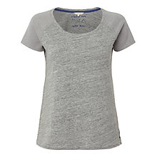 Buy White Stuff Calm Marl T-Shirt, Grey Marl Online at johnlewis.com