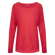 Buy Jigsaw Slouchy Jumper Online at johnlewis.com