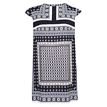 Buy Mango Scarf Print Dress Online at johnlewis.com