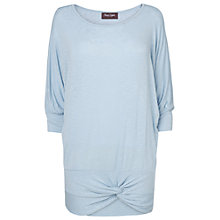 Buy Phase Eight Talulah Twist Top, Porcelain Blue Online at johnlewis.com