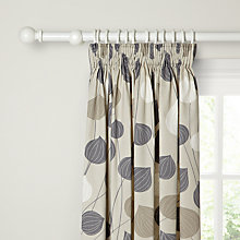 Buy John Lewis Lanterns Lined Pencil Pleat Curtains Online at johnlewis.com