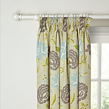 Buy John Lewis Olivia Lined Pencil Pleat Curtains Online at johnlewis.com