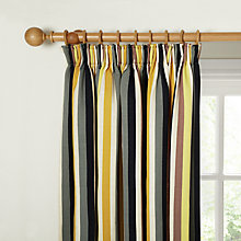 Buy Harlequin Babushka Stripe Lined Pencil Pleat Curtains Online at johnlewis.com