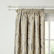 Buy Harlequin Vortex Lined Pencil Pleat Curtains Online at johnlewis.com