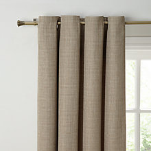 Buy John Lewis Oslo Lined Eyelet Curtains Online at johnlewis.com