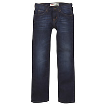 Buy Levi's Boys' 511 Slim Fit Denim Jeans, Blue Online at johnlewis.com